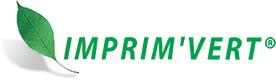 Logo imprim'vert