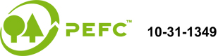 Logo certifiant PEFC Imprim Express